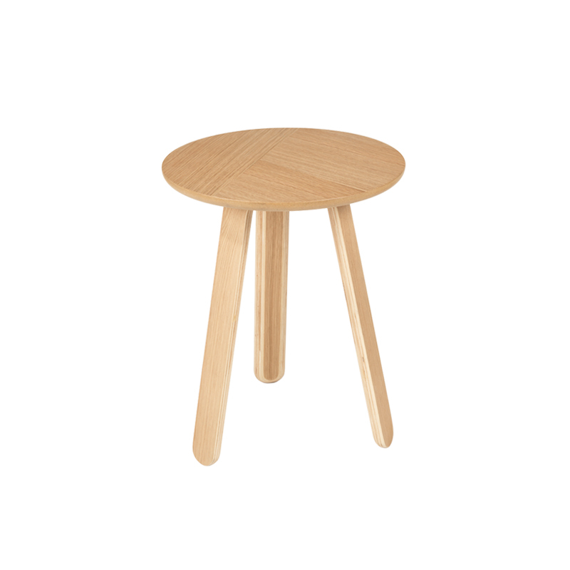 Table d'appoint guéridon Gubi PAPER Ø 42