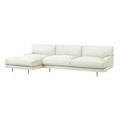 Canapé FLANEUR avec chaise longue GUBI