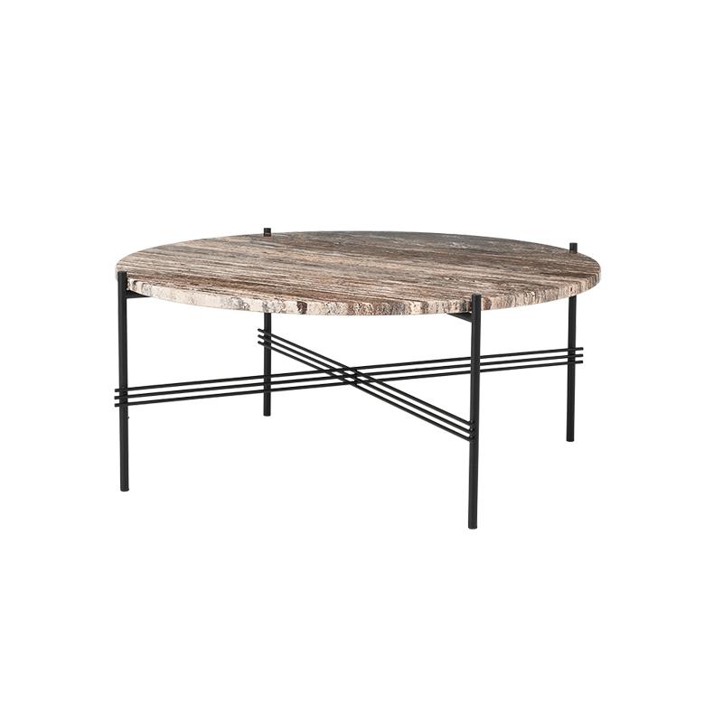 Table basse Gubi TS COFFEE Ø 80