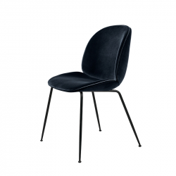 Chaise BEETLE VELOURS GUBI
