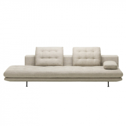 Canapé GRAND SOFA 3½ places VITRA
