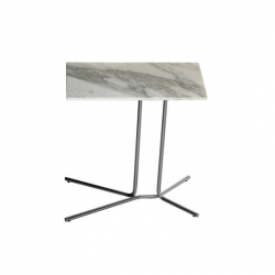 Table d'appoint guéridon LEDGE TACCHINI