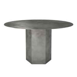 Table EPIC STEEL Ø 130 GUBI