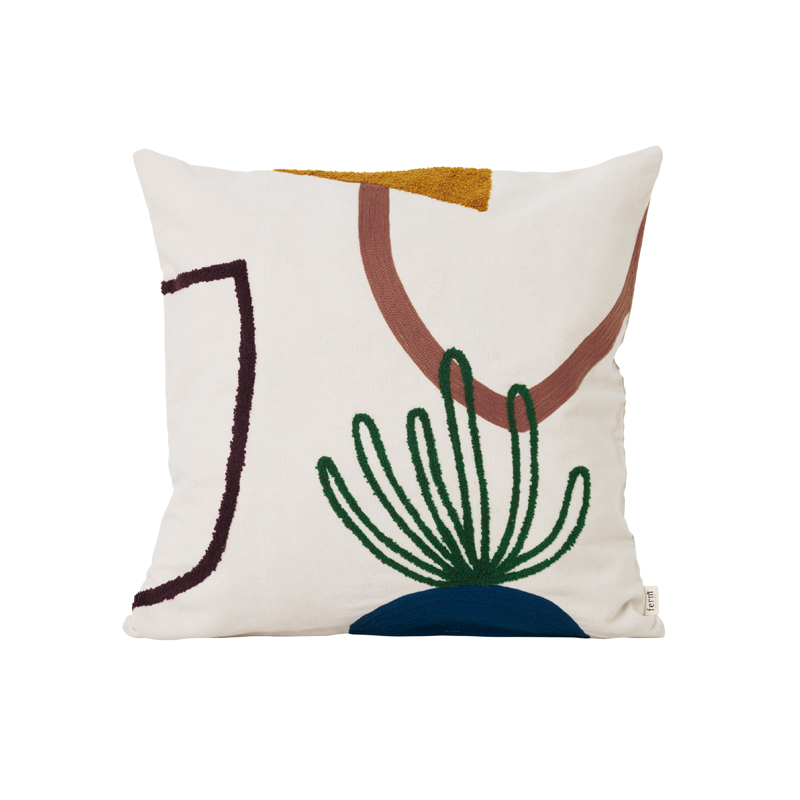 Coussin Ferm living Coussin MIRAGE Island