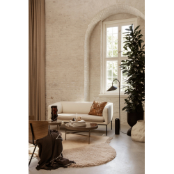 Table basse Ferm living MARBLE Large