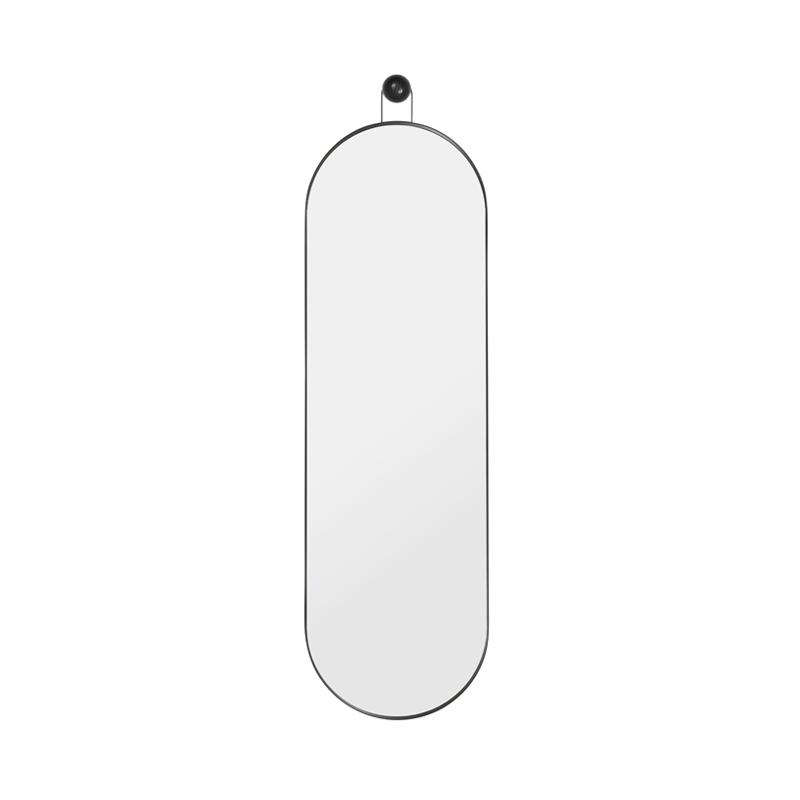 Miroir Ferm living Miroir ovale POISE