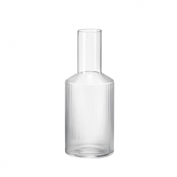 Carafe & verre Carafe RIPPLE FERM LIVING