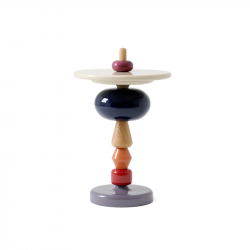 Table d'appoint guéridon SHUFFLE MH1 AND TRADITION