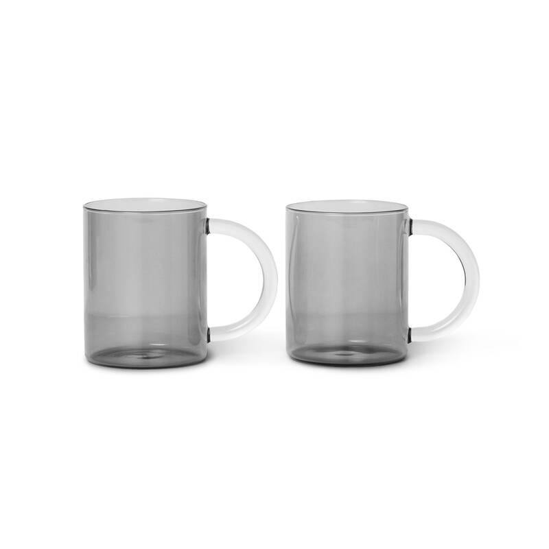 Café & Thé Ferm living Set de 2 mugs STILL