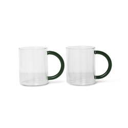Café & Thé Set de 2 mugs STILL FERM LIVING