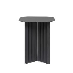 Table d'appoint guéridon PLEC small acier RS BARCELONA