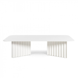 Table basse PLEC large acier RS BARCELONA