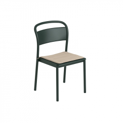 Coussin Muuto Coussin d'assise pour Chaise LINEAR STEEL