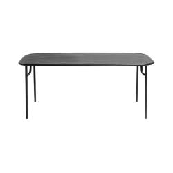 Table et table basse extérieur Petite friture WEEK-END rectangulaire
