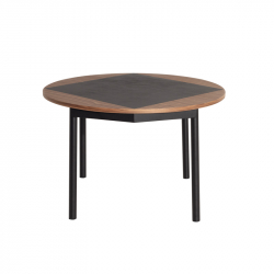 Table TAVLA ronde PETITE FRITURE