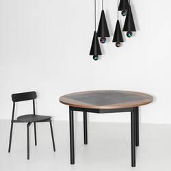 Table Petite friture TAVLA ronde