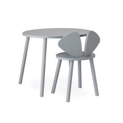 Table & bureau Nofred Chaise et table enfant MOUSE SCHOOL SET 6 à 10 ans