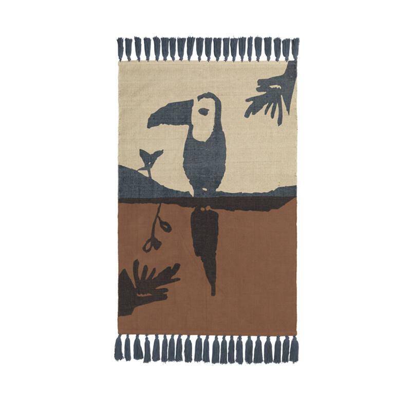 Textile Nofred Tapis TOUCAN