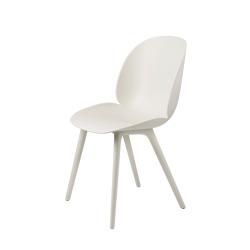 Chaise et petit fauteuil extérieur BEETLE OUTDOOR GUBI