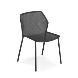 Chaise et petit fauteuil extérieur DARWIN EMU