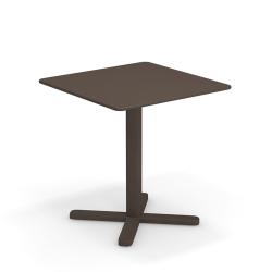 Table et table basse extérieur DARWIN 70x70 EMU