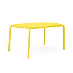 Table et table basse extérieur TONÍ TAVOLO 6 personnes FATBOY