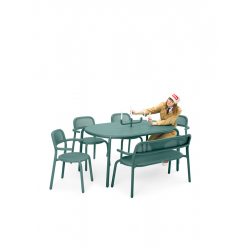 Table et table basse extérieur Fatboy TONÍ TAVOLO 6 personnes