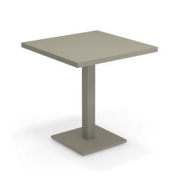 Table et table basse extérieur ROUND 70x70 EMU