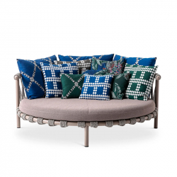 Canapé extérieur Love Bed TRAMPOLINE CASSINA
