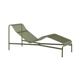 Bain de soleil, chaise longue et hamac PALISSADE HAY