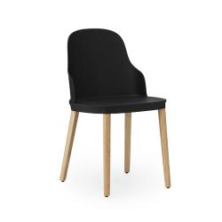 Chaise ALLEZ pieds chêne Normann Copenhagen
