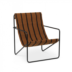 Fauteuil DESERT Stripes FERM LIVING