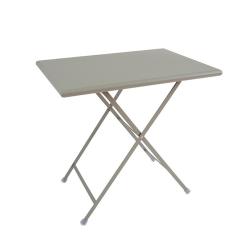 Table et table basse extérieur ARC EN CIEL EMU