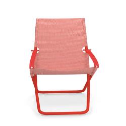 Chaise et petit fauteuil extérieur Emu SNOOZE