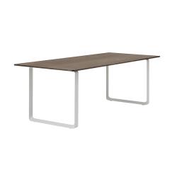Table 70/70 Chêne massif MUUTO