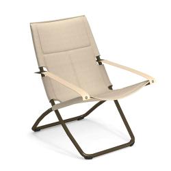 Bain de soleil, chaise longue et hamac SNOOZE COSY EMU