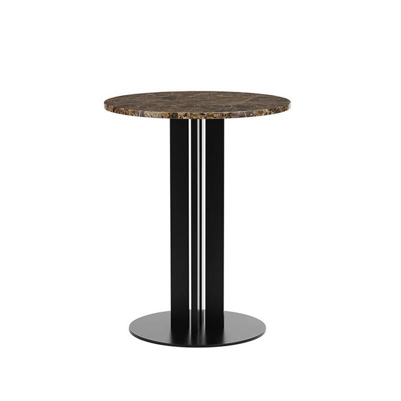 Table Normann copenhagen SCALA CAFÉ Marbre
