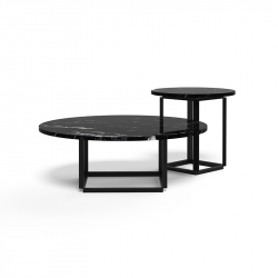 Table d'appoint guéridon New works FLORENCE Ø 50