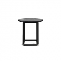 Table d'appoint guéridon FLORENCE Ø 50 NEW WORKS