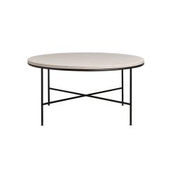 Table basse PLANNER Ø 80 FRITZ HANSEN