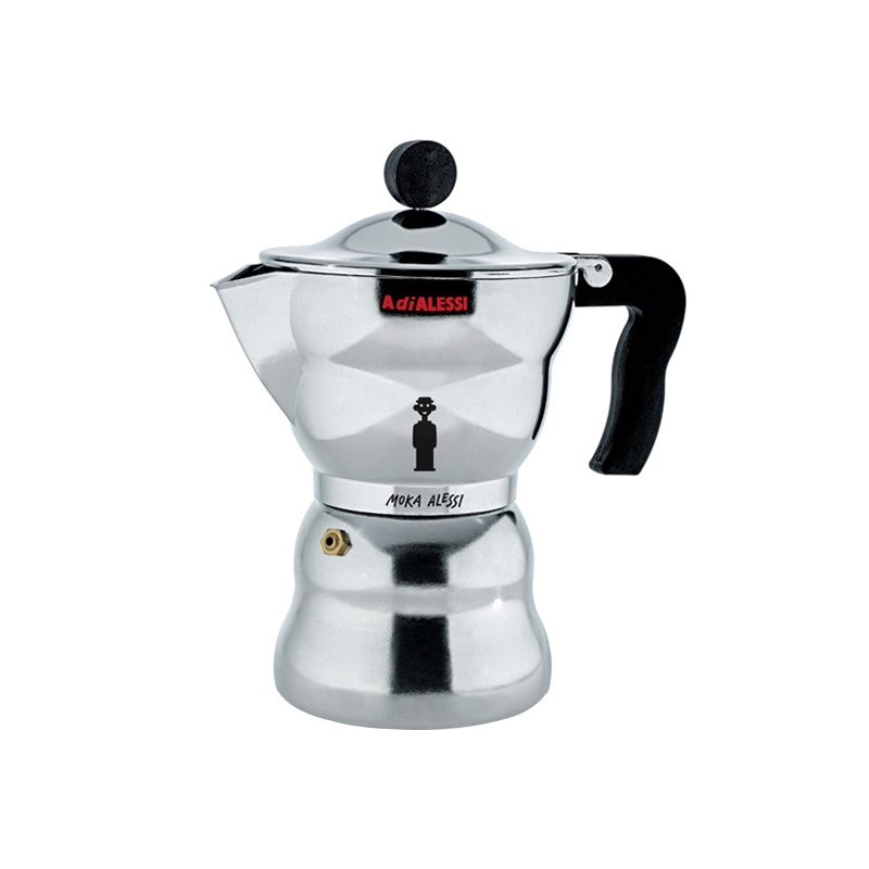 Accueil Alessi Cafetière espresso MOKA ALESSI