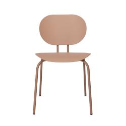 Chaise et petit fauteuil extérieur HARI PP outdoor ONDARRETA