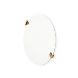 Miroir Miroir SELFIE ovale MOGG