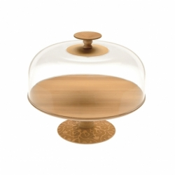 Accueil Alessi Cloche DRESSED IN WOOD