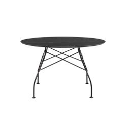 Table GLOSSY Ø 118 KARTELL