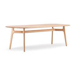 Table SOLO OBLONG L250 CM DE LA ESPADA