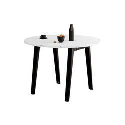 Table NEW MODERN Plastique Recyclé Ø 110 TIPTOE