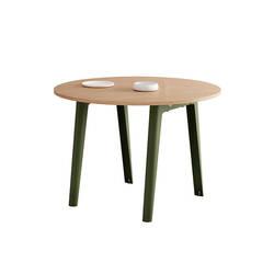 Table NEW MODERN Chêne Ø 110 TIPTOE