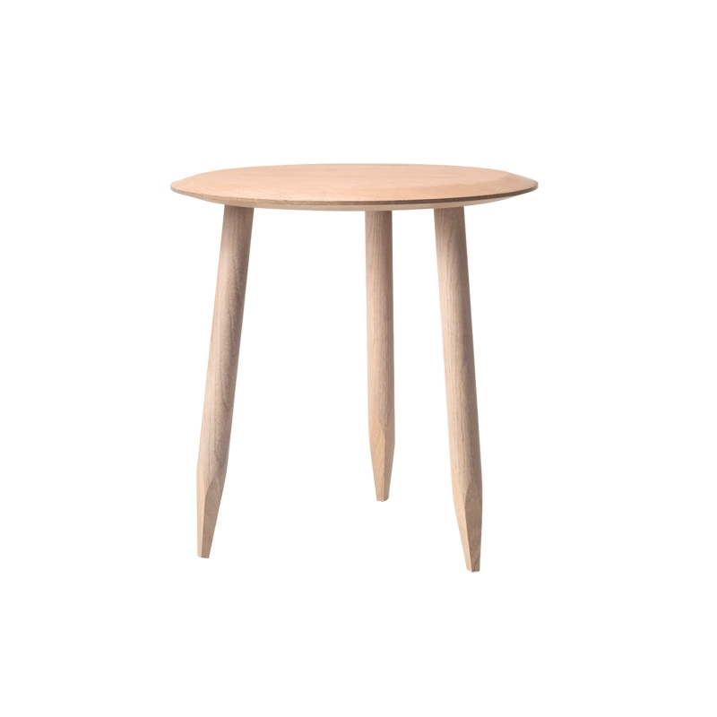 Table d'appoint guéridon And tradition HOOF TABLE Ø 50