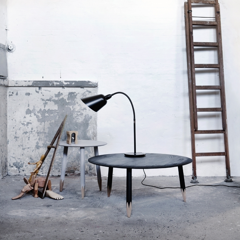 HOOF TABLE Ø 90